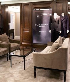 The Tailoring Room