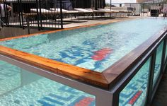 1000 ideas about shipping container pool on pinterest container pool shipping container - Container als pool ...