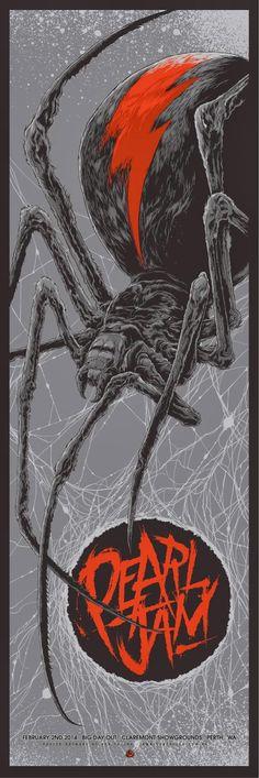 Pearl-Jam-Perth-Ken-Taylor-Poster-2014-3.jpg (534×1600)