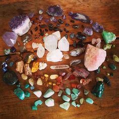 Crystals&Stones