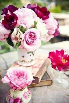 decoración boda flores, Diana Feldhaus wedding planner, blog de tendencias de boda, flores silvestres para tu boda