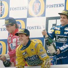 Senna & Schumacher