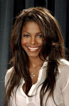 Janet Jackson: A Look Back at Her Iconic Makeup Looks: 2nd Annual BET Awards, 2002
