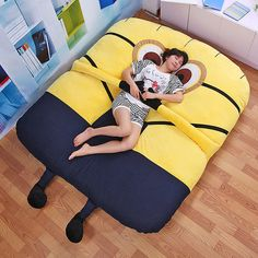 Cama do Minion