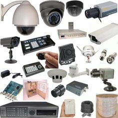 Various Electronic Security Systems