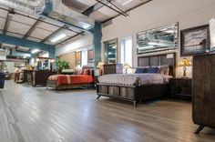 The Old Cannery: Keeping the Fun in Furniture and Flooring