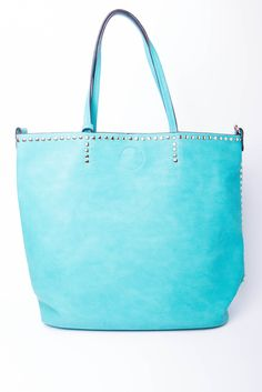 The perfect spring/summer tote Studded Tote