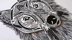 Sztuka Wycinania Papieru Joana Bieniasz Art