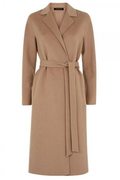 Jaeger Double Faced Camel Coat, £650