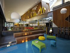 Bendigo Library by MGS Architects: a virtual tour through its spaces [PROJECT IN PICTURES] | Architecture And Design
