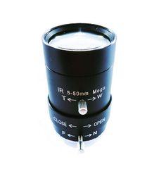 5-50mm Megapixel MP HD manual focus manual iris vari-focal CMOS/ CCD SDI CVI CCTV camera lens 1/3 CCTV lens CS mount