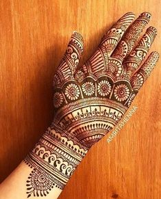 Bridal Mehndi Designs 2019-2020 | More than 25+ Dulhan Mehndi Designs