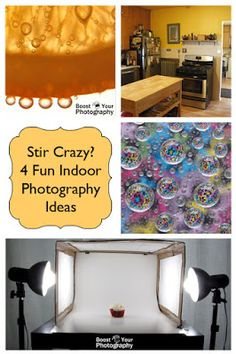 Stir Crazy? Try These Indoor Photography Ideas! | Boost Your Photography