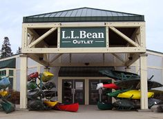 In my personal opinion this is the best LL Bean outlet, great deals, easy parking and right on your way to or fro Acadia.