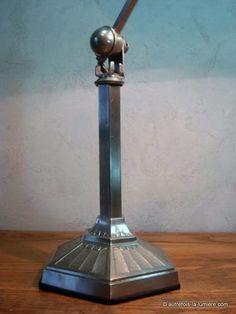 pirouett lamp leg | La Boutique Vintage Vintage Industrial Lighting, Industrial Furniture, Anglepoise, Boutique, Boutiques