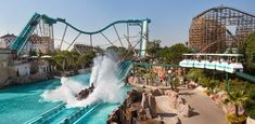 Greece, England and Russia share borders in Germany's Europa-Park. It probably shouldn't be used for geography lessons. Park Around, Hotels, Travel And Leisure, Travel Tips, Germany Travel, Travel With Kids, Places To See, Travel Inspiration, Around The Worlds