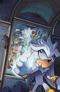 Sonic the Hedgehog 235 Cover by herms85.deviantart.com on @deviantART