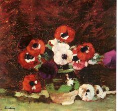 Stefan Luchian Anemones (Flowers) Circa 1908 Art Print for sale online Anemone Flower, Flower Art, Art Prints For Sale, Fine Art Prints, Social Art, Affordable Art, Art And Architecture, Art Day, Painting Inspiration