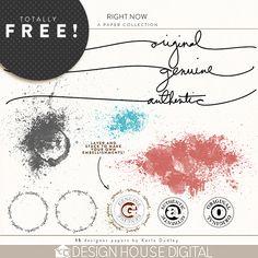 Free Photoshop Brushes and Embellishments