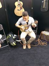 BlackBird Guitars - First day at the NAMM Show was a blast