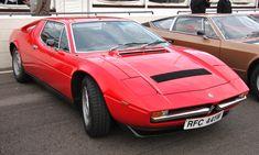 Maserati Merak - Wikipedia, the free encyclopedia