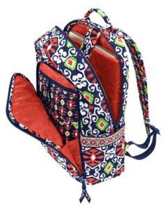 Laptop Backpack | Vera Bradley Puppy Backpack, Best Laptop Backpack, Luggage Backpack, Backpack Purse, Vera Bradley Laptop Bag, Vera Bradley Purses, Animal Bag, Mk Handbags, Cute Backpacks