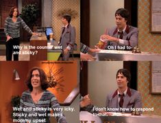 """iCarly.. """"I don't know how how to respond to that"""""""