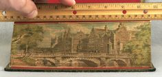"""(FORE-EDGE PAINTINGS). DIBDIN, THOMAS FROGNALL. THE LIBRARY COMPANION; OR, THE YOUNG MAN'S GUIDE, AND THE OLD MAN'S COMFORT IN THE CHOICE OF A LIBRARY. (London: Harding, Triphook and Lepard, 1824). 219 x 140 mm (8 5/8 x 5 1/2""""). 2 p.l., li, [i], 912 pp. FIRST EDITION."""