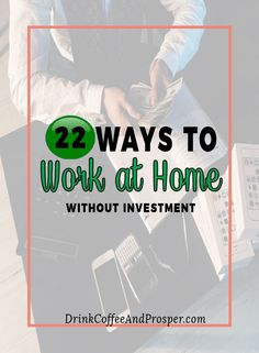 Working from home has some really awesome benefits and is truly worth it. It allows people to enjoy time freedom and even financial freedom in some cases. Working from home without investment is very much possible and it can be done in a number of ways. If you're somebody who is new to the internet marketing business …