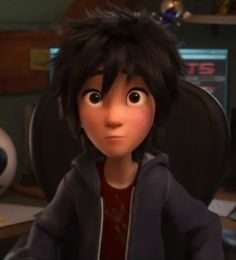"#TvTropesBigHero6 ""Ambiguous Disorder: Hiro's higher intelligence, stubbornness, dislike for social situations, reclusiveness, obsession and the attachment issues heavily implies he has high-functioning autism. "" <<< Really? Wow..."