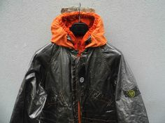 A few men's jackets choices Vest Jacket, Leather Jacket, Stone Island Clothing, Look Fashion, Mens Fashion, Casual Art, Cool Jackets, Men's Jackets, Revival Clothing