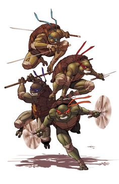 TMNT by Ian-Navarro on deviantART