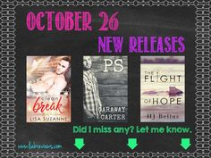 New Releases for October 26, 2017