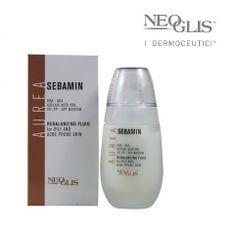 #SebaminFluid - Rebalancing Fluid for oily and acne prone skin! Una crema, fluida non ricca per normalizzare la pelle grassa e acneica e ridurre l'infiammazione!