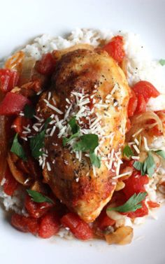 I have not ever made Chicken Cacciatore