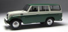 Tomica Limited Vintage Toyota Land Cruiser FJ56V: