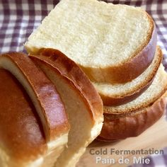 My Mind Patch: Pain de Mie (cold fermentation) 庞多米(低温发酵) Artisan Bread Recipes, Bread Maker Recipes, Healthy Bread Recipes, Cooking Recipes, Knead Bread Recipe, No Knead Bread, Bread Bun, Brioche Bread, Bread Pizza