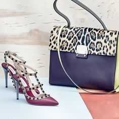 Stand out. Try Valentino.