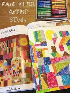 Klee Art Lesson