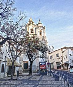 Church of Santo António by Cristina Palma Moreira on 500px