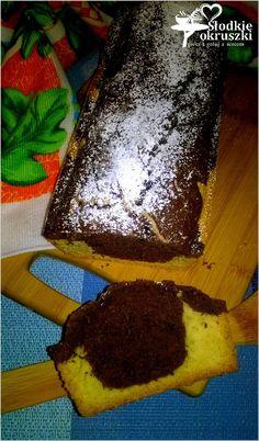 Pyszna babka w łaty. Polish Recipes, Holiday Desserts, Tacos, Cooking Recipes, Food Cakes, Recipes, Polish Food Recipes