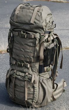 Best ruck I've owned. I really like my Gregory backpack, but this holds more gear and is much more durable. Plus the MOLLE webbing allows for expansion