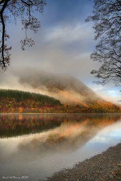 Loch Lubnaig Mist