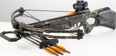 Barnett wildcat Crossbow-Camo The Wildcat C5 is built on Barnett tradition The best selling bow of all time is the foundation of this awesome compund