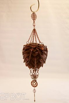 I see this as a fabulous place for my broken jewelry! but this one if from Jen from epbot.