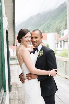 Rustic Chic Nautical Infused Port Edward British Columbia Coastal Wedding | Photograph by Stefania Bowler Photography  http://www.storyboardwedding.com/romantic-nautical-port-edward-british-columbia-wedding-north-pacific-cannery/