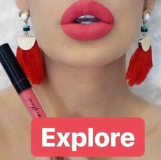 Can you stop at just 18 Amazing Shades - Mix and Match to make your own! Nu Skin, Lip Plumping Balm, Kiss Proof Lipstick, Whitening Fluoride Toothpaste, Beauty Guide, Beauty Magazine, Lip Colors, Lipstick Colors, Frases
