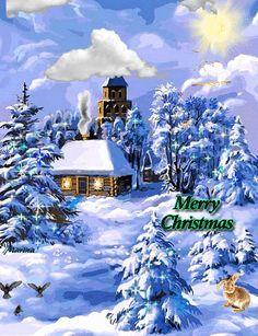Merry Christmas Gif, Christmas Phone Wallpaper, Noel