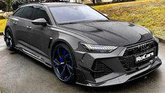 Audi Rs8, Audi A6 Rs, Audi Wagon, Black Audi, Best Luxury Cars, All Cars, Dream Cars, Classic Cars, Vehicles