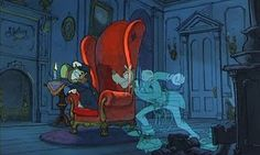 Scrooge and Jacob Marley, Mickey's Christmas Carol - a great Disney version of a classic Christmas tale Wish You Merry Christmas, Ghost Of Christmas Past, Christmas Tale, Christmas Carol, Christmas Ideas, Christmas Ornaments, Disney Christmas Movies, Mickey Mouse Christmas, Mickey Mouse And Friends